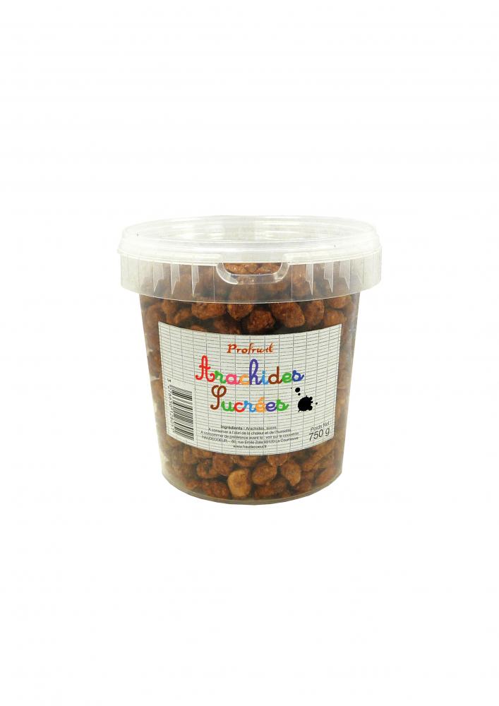 Arachides Sucrees Pot 750g
