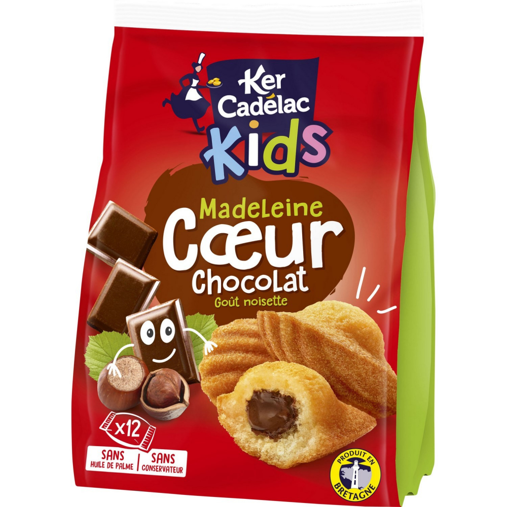12 Mad.coeur Choco 420g