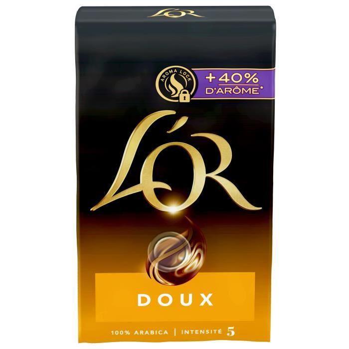 Cafe L Or Doux Moulu 250g