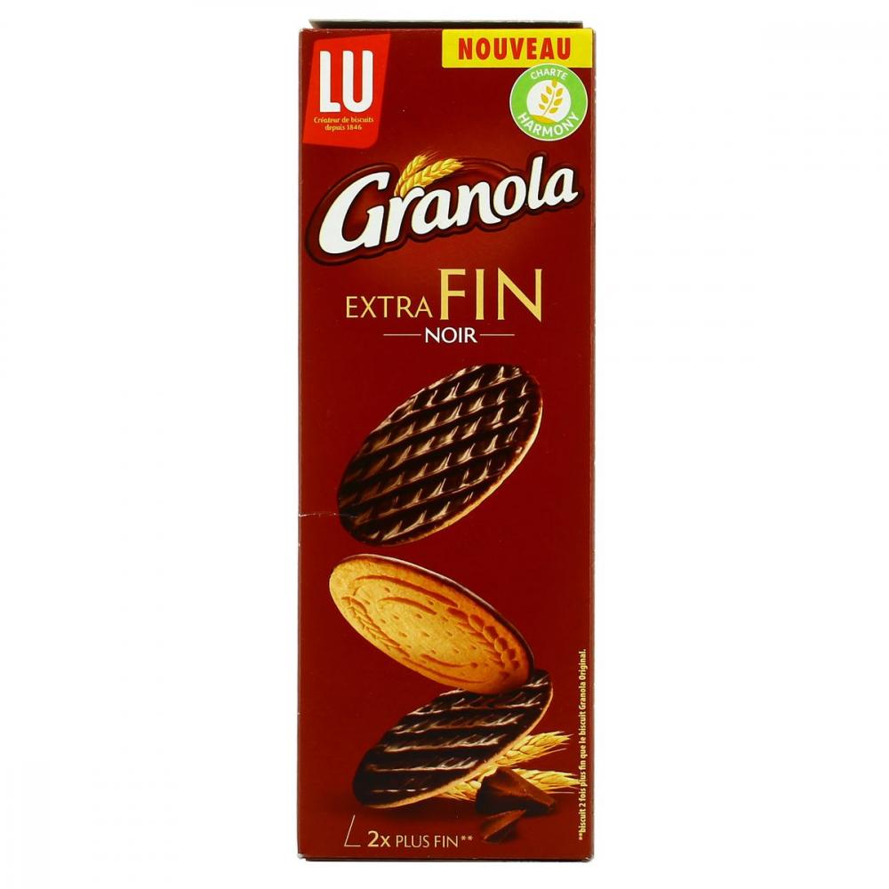 Granola Thin Noir 170g