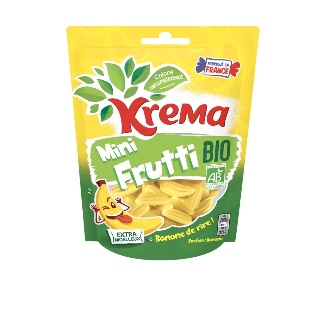 Krema Bio Min.frut.banane 120g