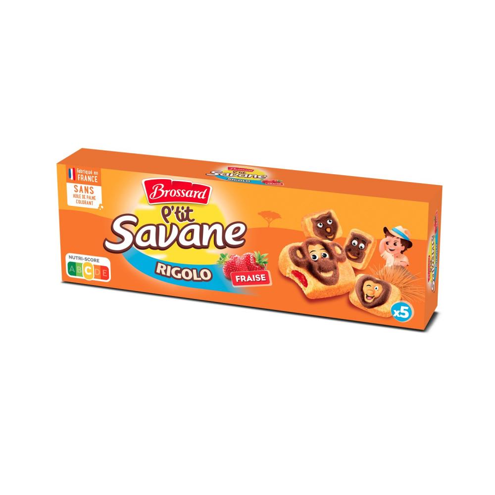 Ptit Savane Fraise X5 150g