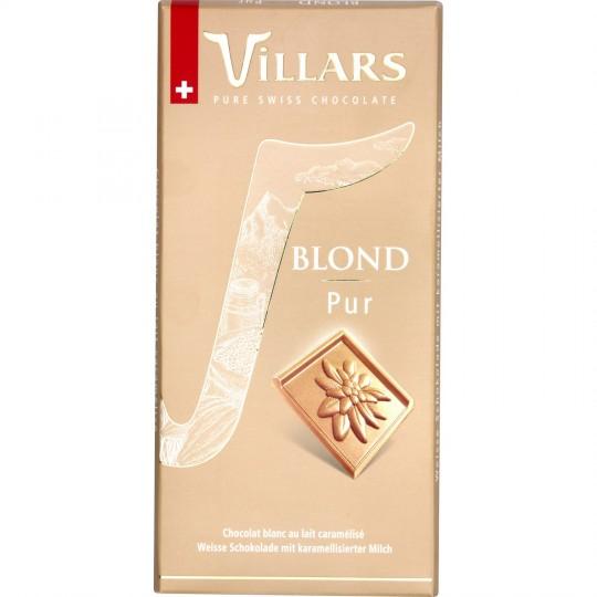 Tab.blond Pur 100g Villars