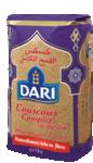 Couscous DARI Complet 12 x 1kg