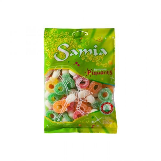 Bonbons Samia Tetines 200g