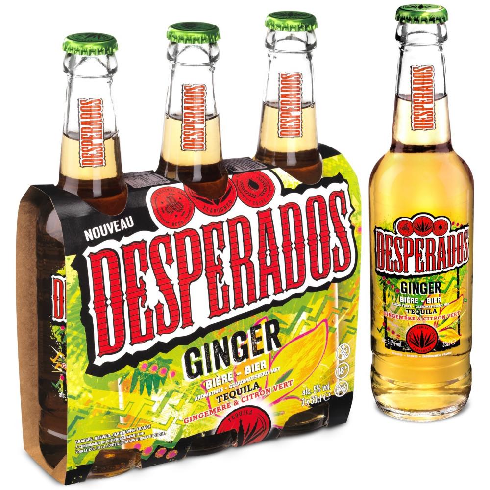 Desperados Ginger 5d 65cl
