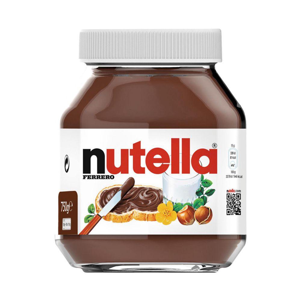 Nutella Pot De 750g