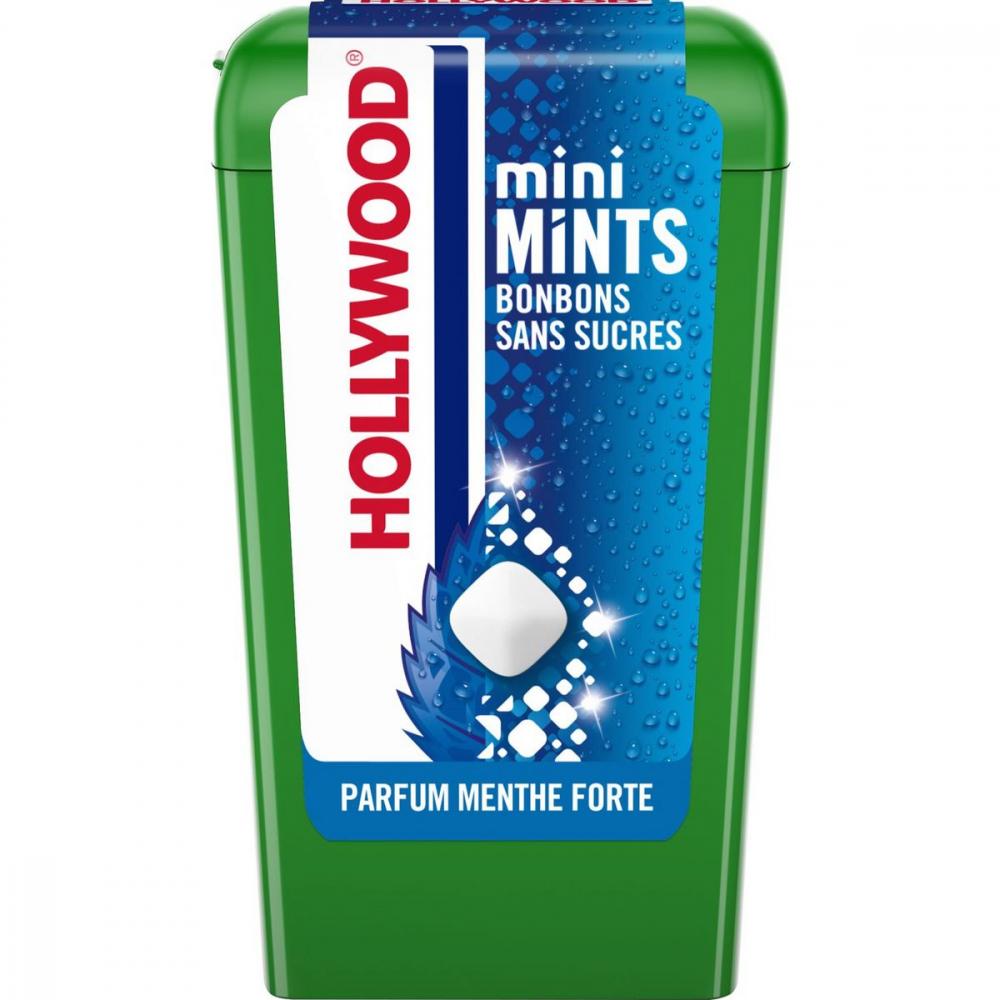 Hwd Mini Mints Menth.fort.12,5