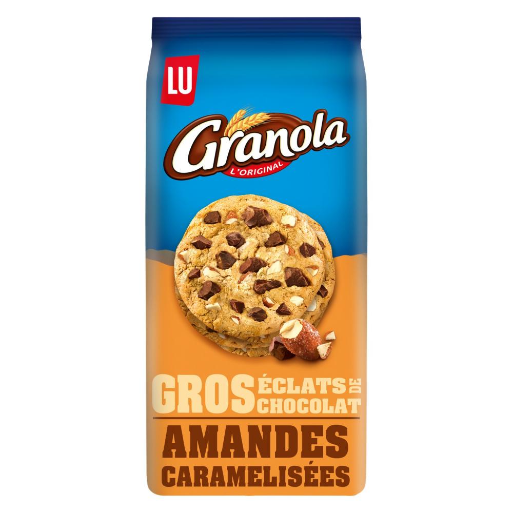 Granola Chunks Choco/aman.184g