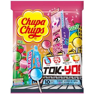 Chupa Chups Scht 192g Tokyo