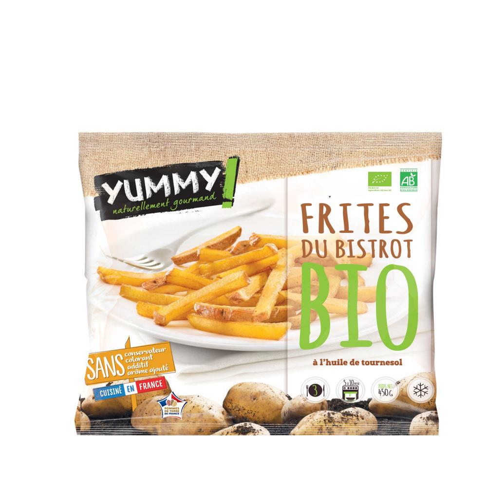 Frites Du Bistrot Bio 450g
