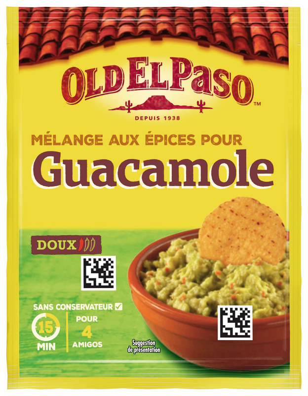 Guacamole Season Mix Oep 20g