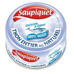Thon Entier Naturel 1/2 Saupiquet