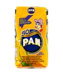 Semoule de maïs jaune 1kg PAN