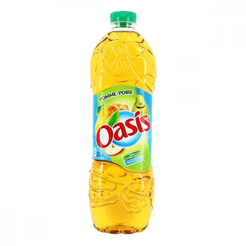 Oasis Pomme Poire 2l