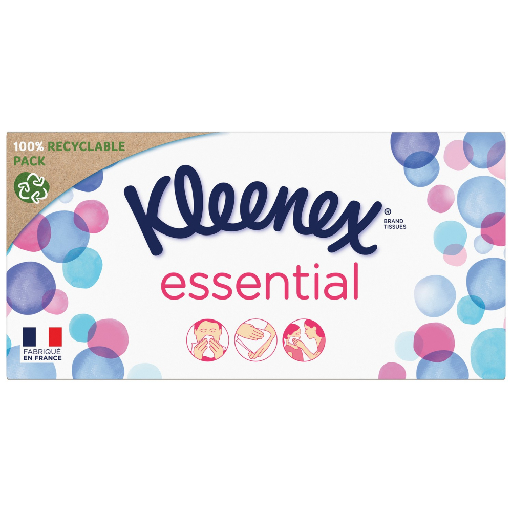 Kleenex Essentials Multi Usage