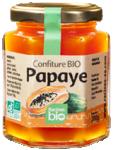 Confiture bio papaye RACINES BIO