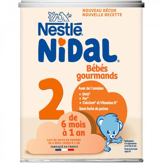 Nidal 2 Gourmand 800g