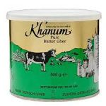 Beurre de cuisine KHANUM