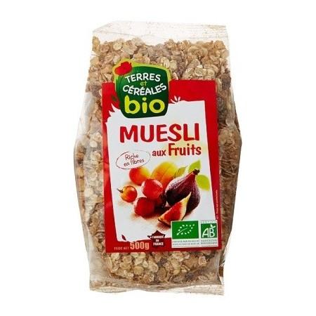 Muesli Croust.fr.rges 500g Tc