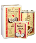 Lait de coco RACINES(12 x 1L)