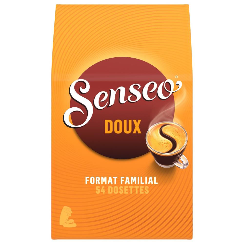 Senseo Dos Doux X54 375g