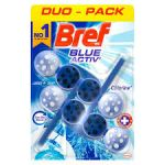 Bref Wc Blue Activ Duo Pack