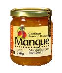 Confiture extra de mangue RACINES(12 x 270 g)