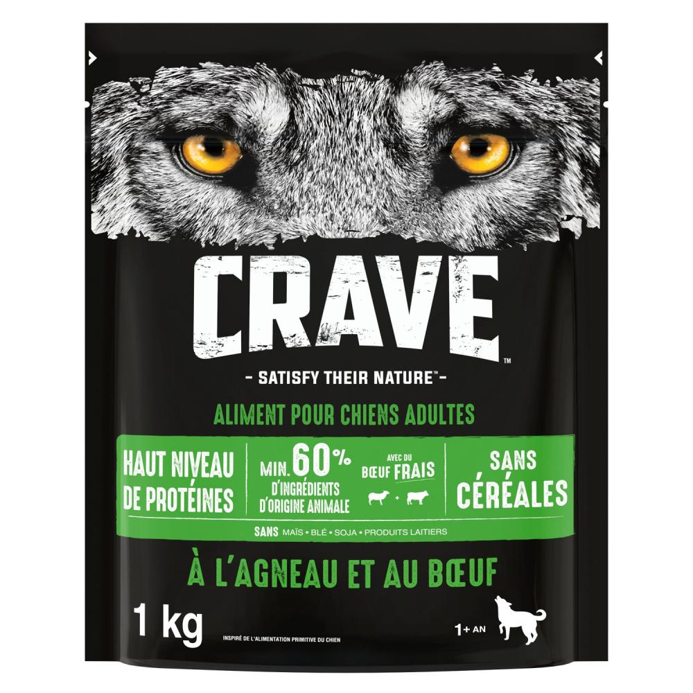 Crave Croq. Agn.bf.adult1 Kg