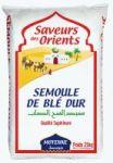 SEMOULE DE BLE EXTRA SAVEURS DES ORIENTS MOYENNE ROUGE 25 KGS