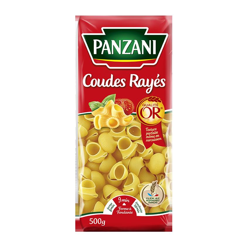 Coude Raye Gros Panzani 500g