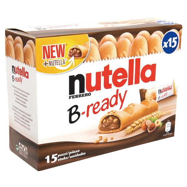 Nutella Bready T15 330g