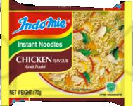 Nouilles instantanées version africaine saveur poulet – INDOMIE