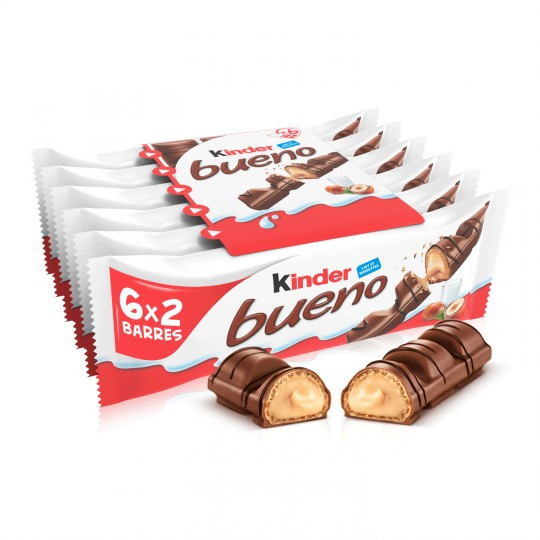 Kinder Bueno Pack 6x2 258g