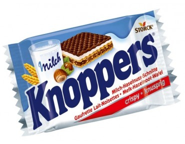 Knoppers 6x25g
