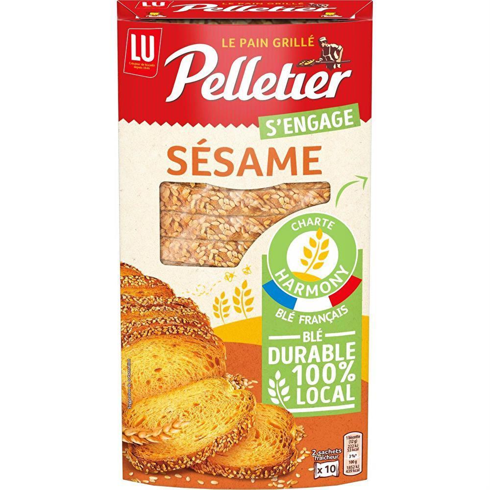 Pelletier Harmony Sesame 240g