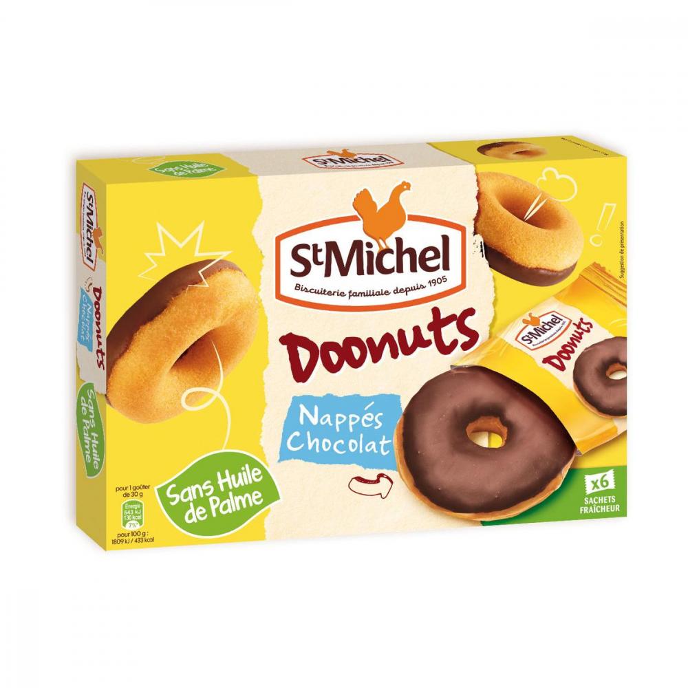 Doonut Choco 180g St Michel
