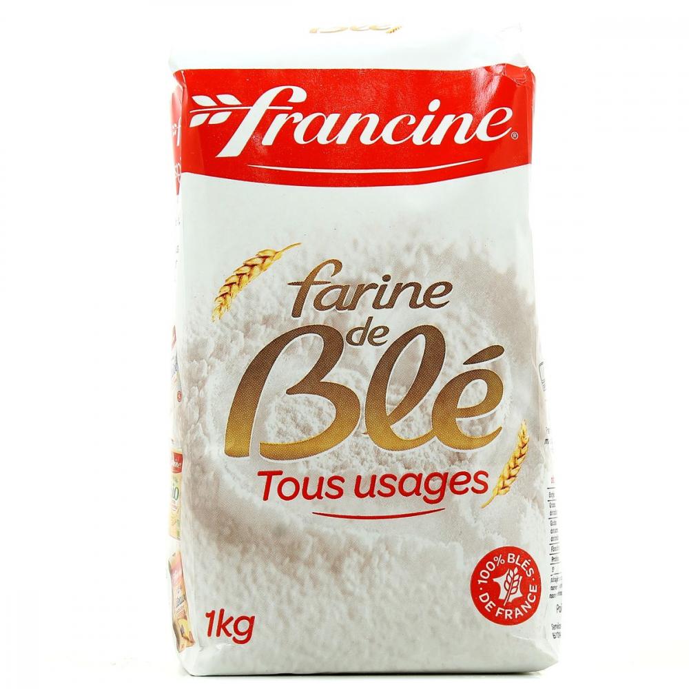 Am Francine Farine Ble T45 Kg