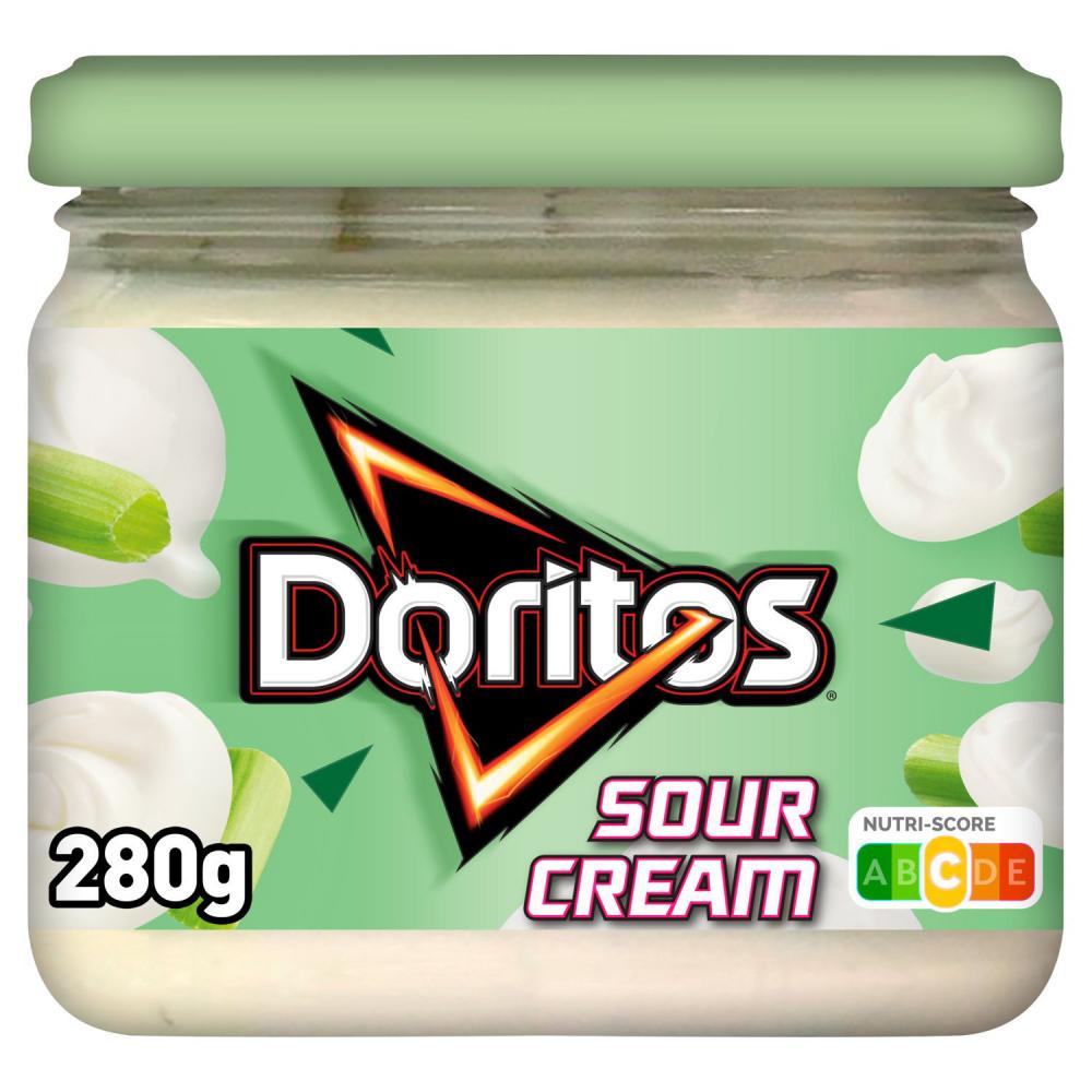 Doritos Sauce Sour Cream 280g