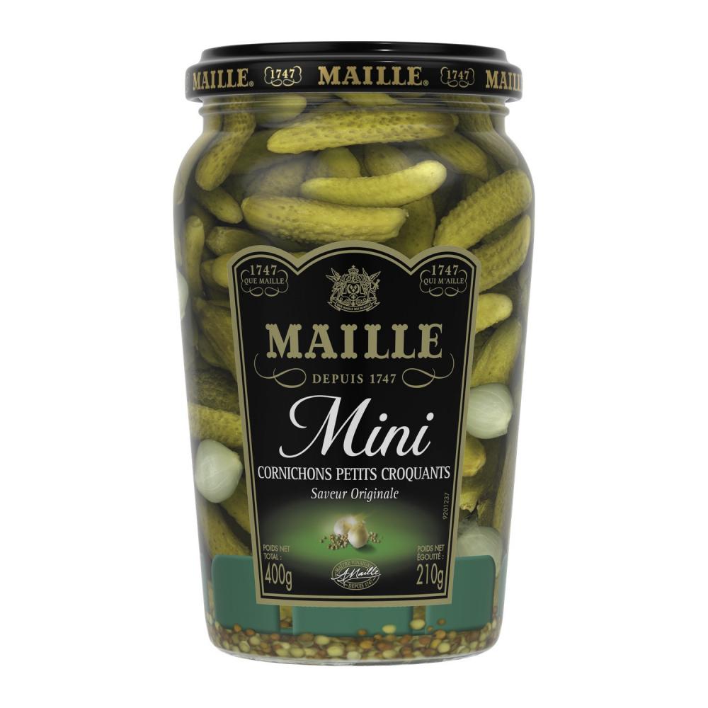 Maille Corn.mini Class 210g