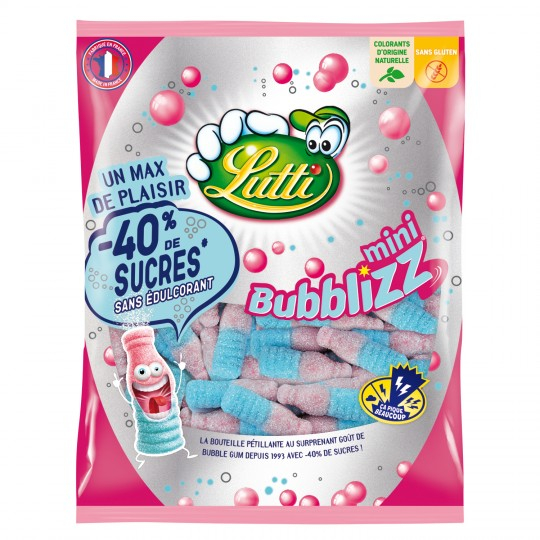 Bubblizz 130 G Low Sugar