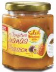 Confiture Ananas Passion SOLEIL REUNION