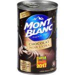 Creme Montblanc Choc Noir 70%