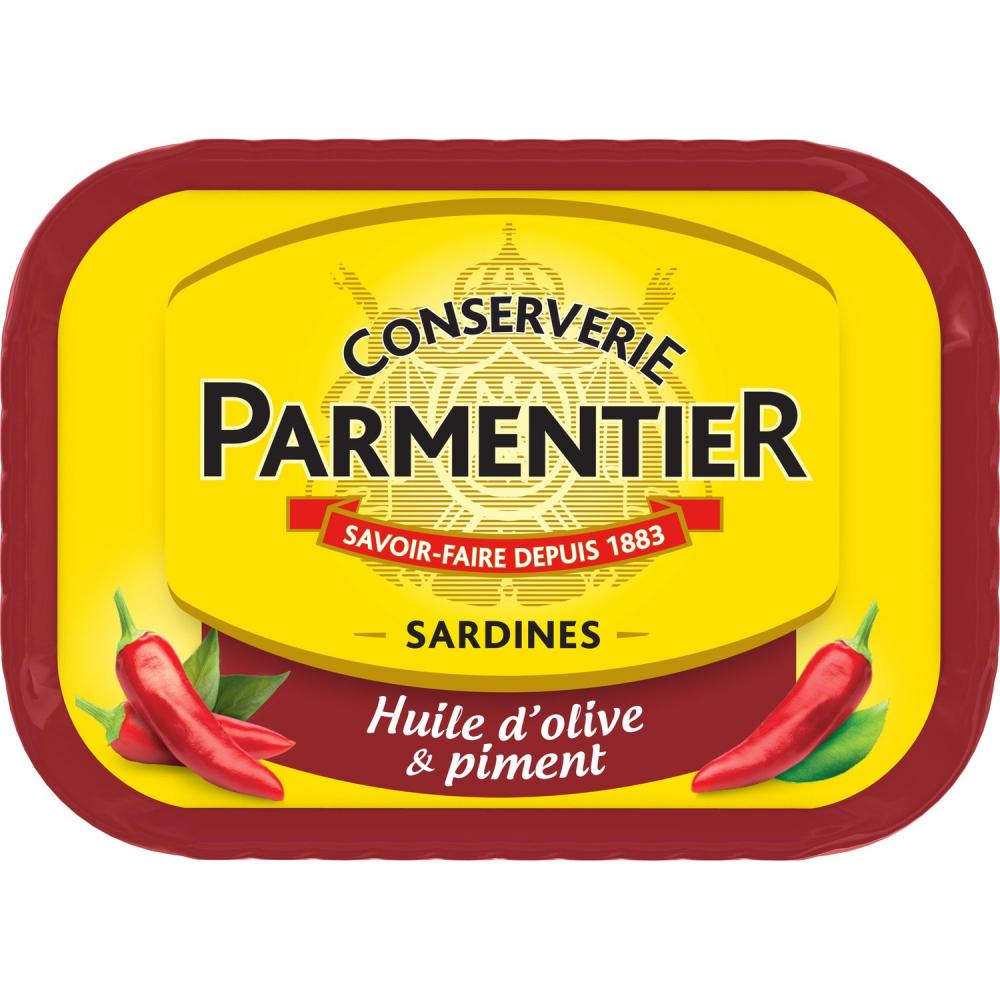 Sardine Piquant.parmentier 135