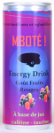 Energy Drink Fruits Rouges 24x25cl MBOTÉ