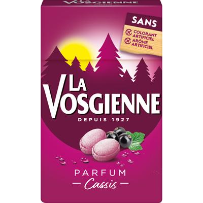 La Vosgienne Cassis 36g