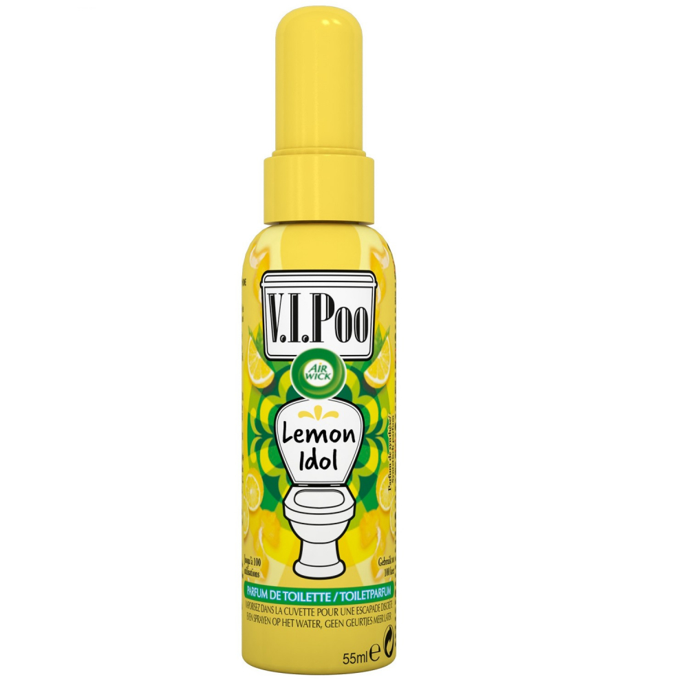 Air Wick Spray Vipoo Lemon 55m