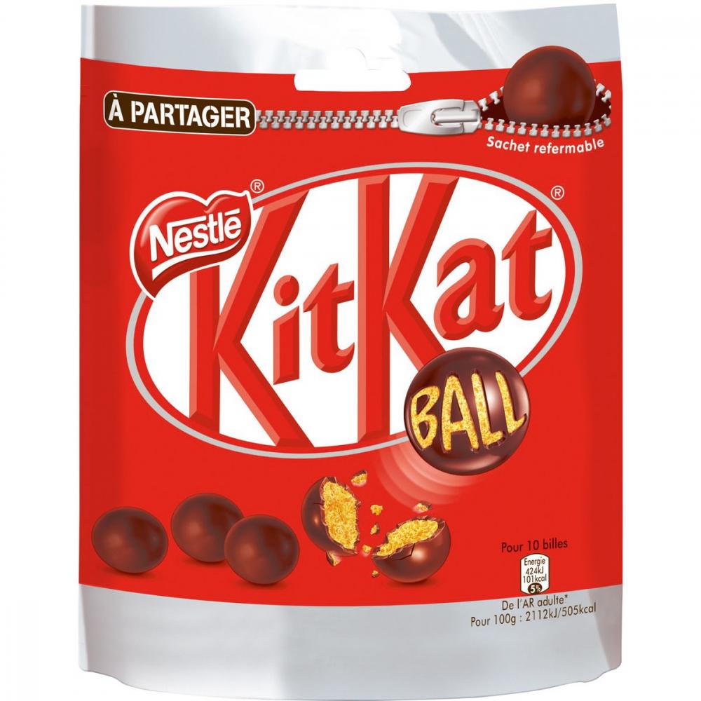 Kit Kat Ball 250g