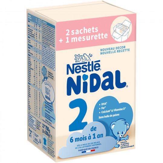 Nidal 2er Age Bag In Box 2x350