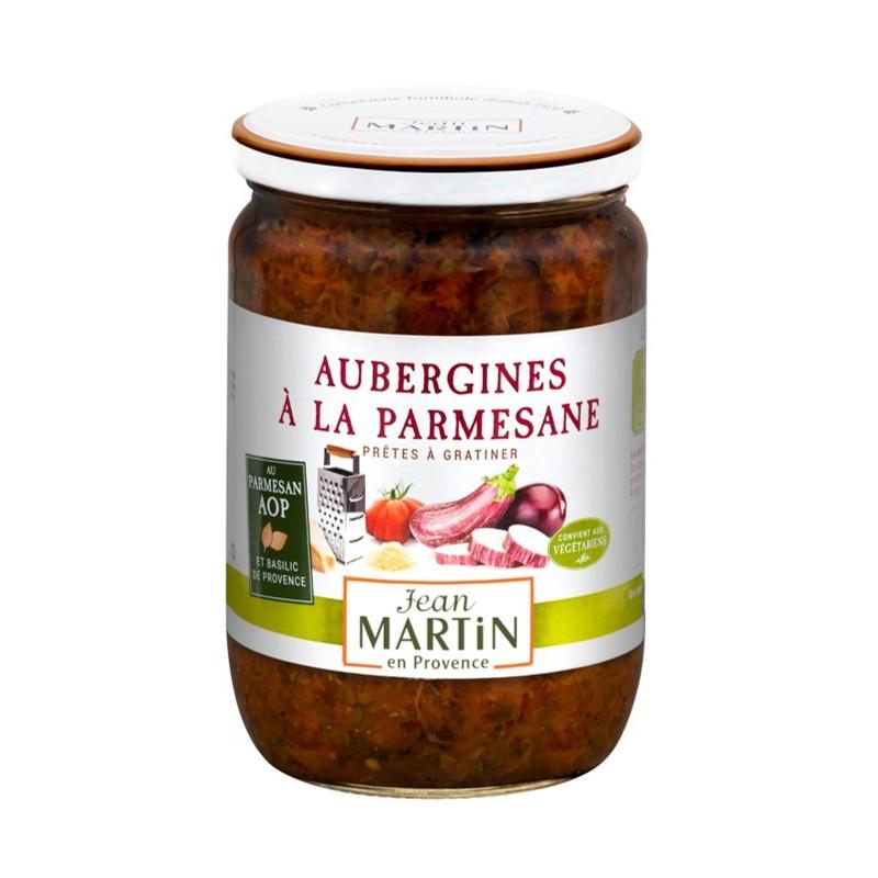 Aubergine A La Parmesane 600g